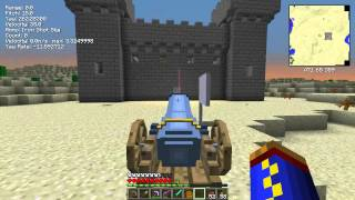 getlinkyoutube.com-Minecraft 1.6.4 Ancient Warfare Mod Episode 22 - Castle Siege (finally)