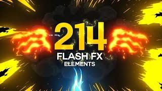 getlinkyoutube.com-Flash Fx Elements Hand Drawn Bundle Pack