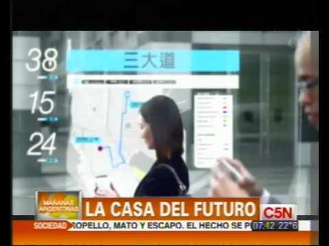 C5N - TECNOLOGIA: LA CASA DEL FUTURO