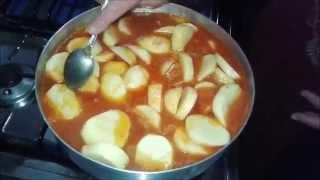 getlinkyoutube.com-طريقة عمل صينية البطاطس باللحمة في الفرن : أم عبد الله