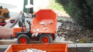 getlinkyoutube.com-Tracteur Bruder