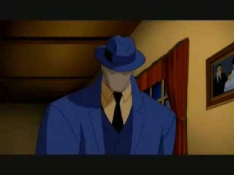 Question's Best Moments on Justice League Unlimited