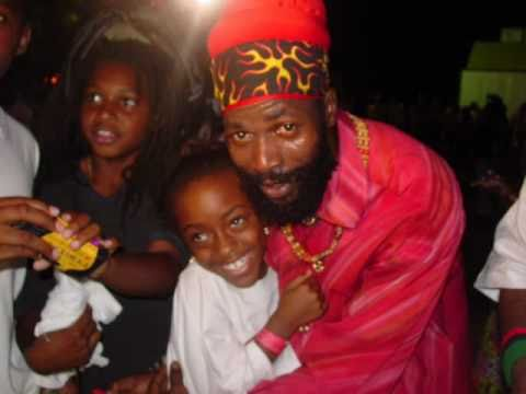 Capleton Talk. (OUTTA ROAD RIDDIM) wmv