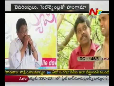 Bhanu Kiran affair with Three Famous Telugu Heroines