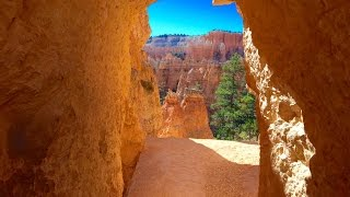 getlinkyoutube.com-Bryce Canyon National Park - Sunrise to Sunset Point hike through Hoodoos
