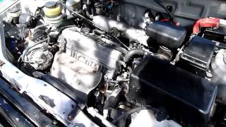 getlinkyoutube.com-Betty Camshaft Noise Conclusion (1998 RAV4)