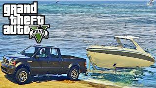 getlinkyoutube.com-GTA V - Colocando Barcos na Água