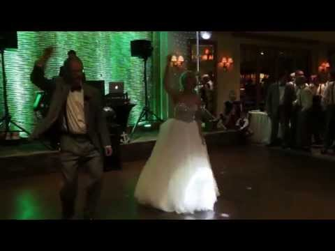 EPIC Father-Daughter Dance (Thompson Wedding)