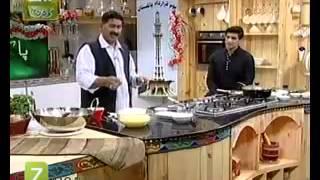 getlinkyoutube.com-Halwa Puri by Saadat Siddiqui   Zaiqa