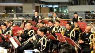 getlinkyoutube.com-軍艦マーチ/海上自衛隊 東京音楽隊 2012.10.13