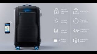 Top 5 Smart Suitcase Must Have