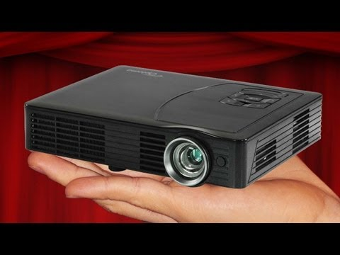 Pocket Sized Projectors Benchmarked: Optoma PK320, Optoma ML500! 21:9 HDTV vs. Blu-ray Movies