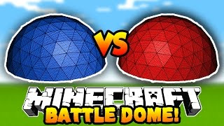 getlinkyoutube.com-Minecraft THE ULTIMATE DECOY! (BATTLE DOME | RED VS BLUE) w/PrestonPlayz & Friends!