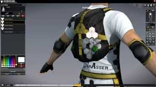 getlinkyoutube.com-APB: Reloaded - WASP Character Customization - Outfit Purity