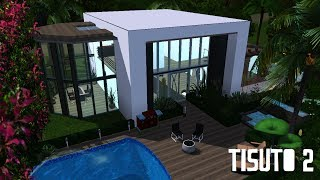 getlinkyoutube.com-The sims 3 house building │ Tisuto 2 [HD]