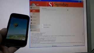 getlinkyoutube.com-Unlock ZTE Z730 / Concord II with Sigmakey