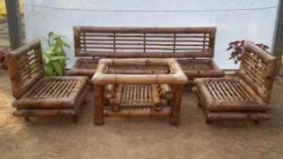 getlinkyoutube.com-Bamboo Furniture in India.wmv