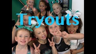 Cheer Extreme Tryouts 2018 2019
