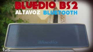 Bluedio BS-2, review completa de éste altavoz Bluetooth 3D Surround HIFI