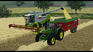 getlinkyoutube.com-(Vidéo-Détente) Farming Simulator 2013 #1