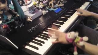 getlinkyoutube.com-アニソン72曲をメドレーにして弾いてみた 【ピアノ】