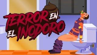 TERROR EN EL INODORO | Astrocreep