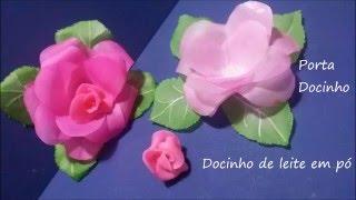 getlinkyoutube.com-Forminha para doces em papel (vegetal) - com risco