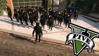 getlinkyoutube.com-GTA V PC MODS - El Dia De Un Mono En Los Santos