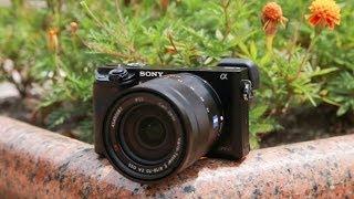 getlinkyoutube.com-Sony Alpha A6000 - Обзор Быстрой Беззеркальной Камеры со Сменной Оптикой