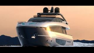 getlinkyoutube.com-Luxury Yacht - Riva 100' Corsaro Project