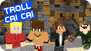 getlinkyoutube.com-Minecraft: Troll Cai Cai! ft. Febatista e Jvnq