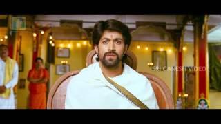 getlinkyoutube.com-GajaKesari Kannda Movie Scene- Yash as Matadipathi