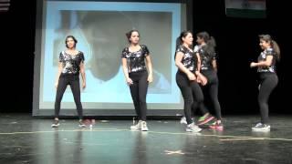 AZ Tamil sangam 2014 Diwali function Rajini songs Dance performance
