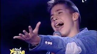 getlinkyoutube.com-Valentin Poenariu - Je t'aime (Lara Fabian) - Next Star