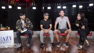 getlinkyoutube.com-TRIPLE J AND FRIENDS : เมสซี่เจ - ต้น นฤบดินทร์ คู่ซี้นักบอลทีมชาติไทย
