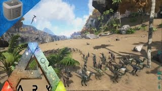 getlinkyoutube.com-ARK Survival Evolved Gameplay: OVERPOWERED COMPY ARMY [Ep 87]