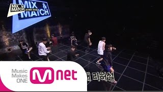 getlinkyoutube.com-Mnet [MIX & MATCH] Ep.03 : 갑작스러운 B.I의 잠적!