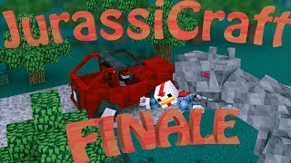 "getlinkyoutube.com-Finale   ""PARK GONE WRONG"" Minecraft Jurassic Craft Ep 38"