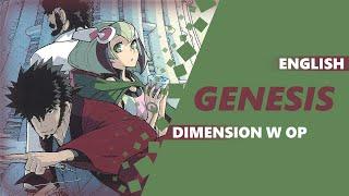 getlinkyoutube.com-ENGLISH DIMENSION W OP - Genesis [Dima Lancaster feat. BrokeN]