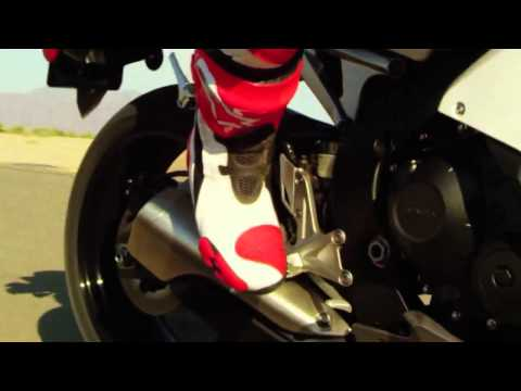 Introduction Honda CBR1000RR Fireblade 2012 [HD]