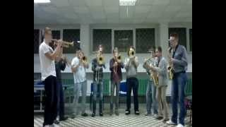 getlinkyoutube.com-Koko Euro Spoko (BSA Brass Cover)