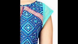 getlinkyoutube.com-Cap Sleeves Making Cutting and Stitching ( DIY)