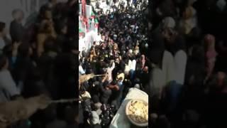 8 Rabi Ul Awal Qafila Sehwan Sharif At Dargha Murshid lal sain
