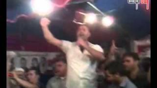 "getlinkyoutube.com-نجم باب الحارة يهتف ""عاشت سوريا ويسقط بشار الأسد"""