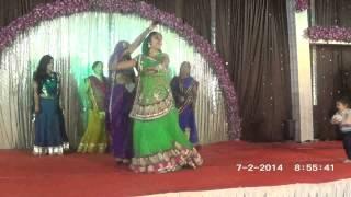 getlinkyoutube.com-SANGEET MUMMY & MOUSI DANCE