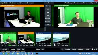 getlinkyoutube.com-vMix - Live Production Software - In Depth Demonstration 2013. *Old Video*. New video in links.