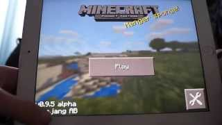 getlinkyoutube.com-Сид на генерацию портала в край и деревню в Minecraft PE 0.9.4-0.9.5 #16
