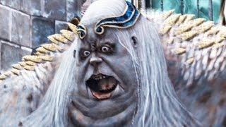 getlinkyoutube.com-God of War 2: Sisters of Fate, Clotho Boss Fight (4K 60fps)