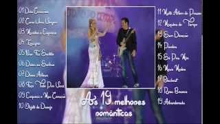 getlinkyoutube.com-As 19 Melhores Românticas - Banda Calypso