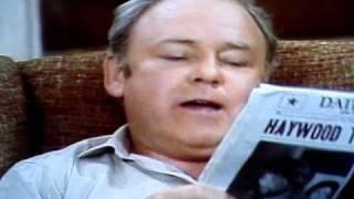 getlinkyoutube.com-Archie Bunker on Puerto Ricans & Edith's Jury Duty